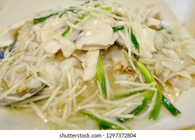 San Lou Hor Fun / Sliced Fish Hor Fun zichar in Singapore
