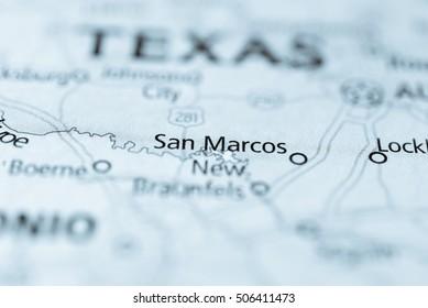 San Marcos, Texas, USA.