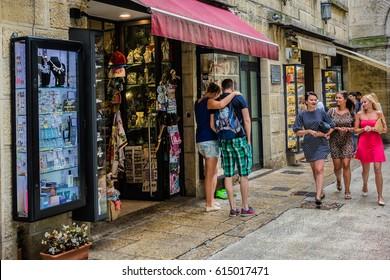San Marino Street Images, Stock Photos & Vectors | Shutterstock