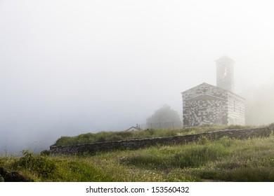 San Michele de Murato church, Murato, Corsica
