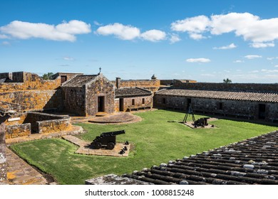 San Miguael fort in Rocha province, near the brazilian border, Uruguay
