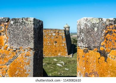 San Miguael fort in Rocha province, near the brazilian border, Uruguay