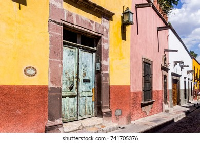 San Miguel De Allende Guanajuato Mexico Stock Photo Royalty Free