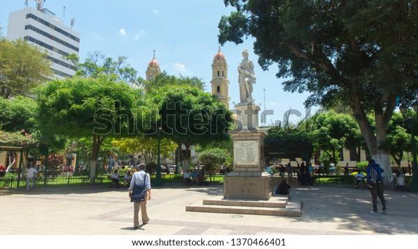 San Miguel De Piura Piura Peru Stock Photo Edit Now 1370466401