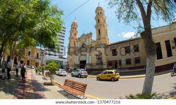 San Miguel De Piura Piura Peru Stock Photo Edit Now 1370477216