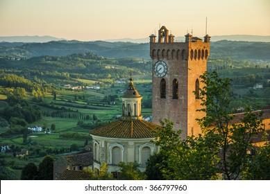 San Miniato. Florence, Italy.