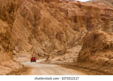 San Pedro de Atacama, Atacama, Chile; 18 02 18: Lost in Death valley