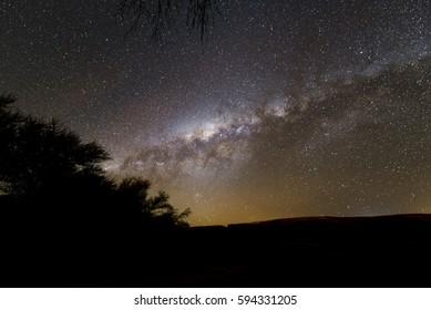 San Pedro Starry Night