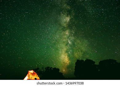 San Rafael Swell, Utah - Astrophotography