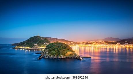 San Sebastian, Spanien