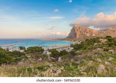 San Vito lo Capo Sicily Italy
