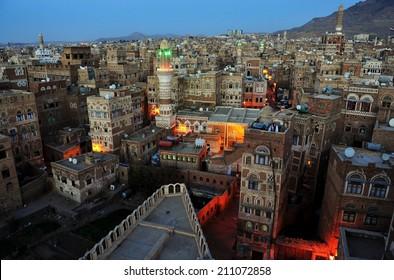 Sana, Yemen