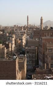Sanaa City