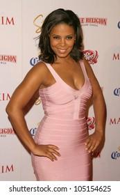 Sanaa Lathan  at the 2009 Maxim 100 Party. Barker Hanger, Santa Monica, CA. 05-13-09