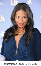 Sanaa Lathan at Us Weekly Magazine's Hot Hollywood Party at Opera nightclub in Hollywood. September 27, 2007  Los Angeles, CA Picture: Paul Smith / Featureflash