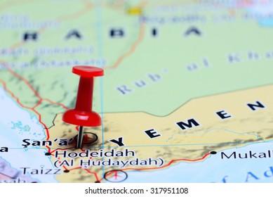Sanaa Yemen Map Images Stock Photos Vectors Shutterstock
