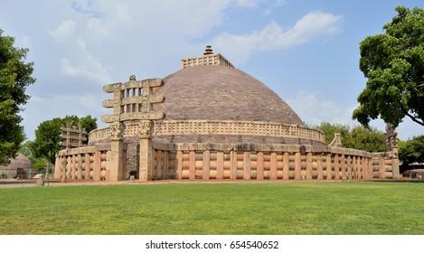 Sanchi Stupa Bhopal, MP tourism