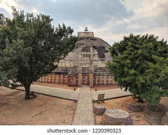 Sanchi Stupa, the Sanchi Stupa, Unesco World Heritage site