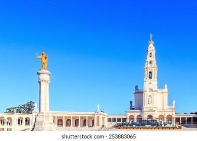Sanctuary of Fatima, Portugal