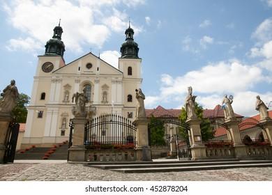 Sanctuary of Kalwaria Zebrzydowska - Poland