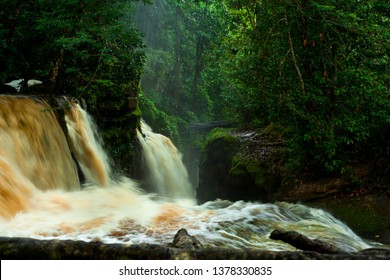 Sanctuary waterfall, Presidente figueiredo, Amazonas