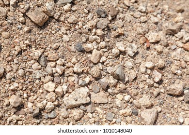 Sand with Aggregate