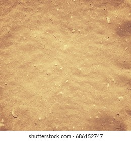 Sand background texture with space for text or image
