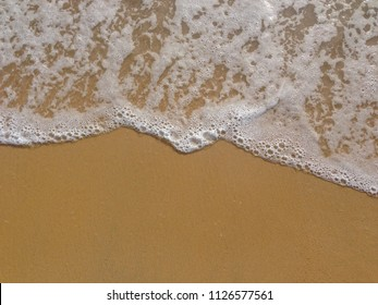 Sand beach background