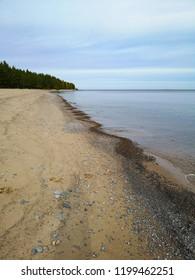sand beach lake