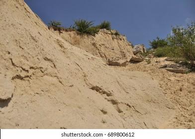 Sand berg