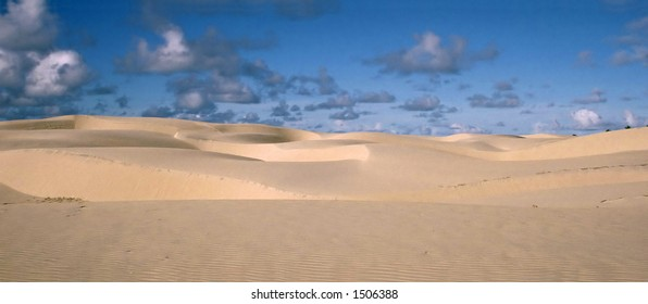 The Sand of Brazil