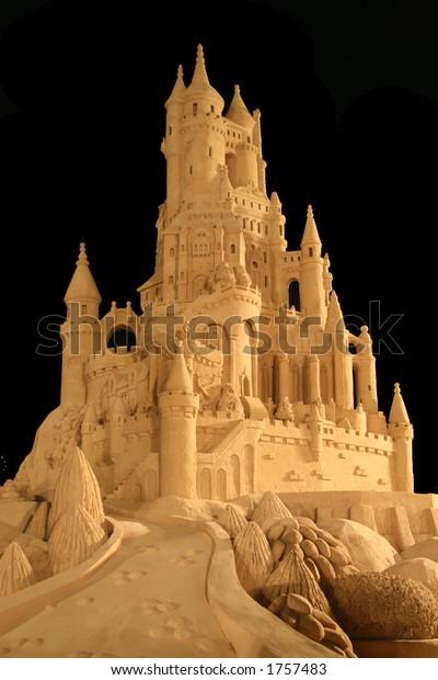 sand castle - 4
