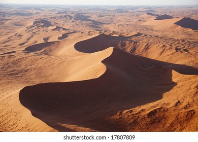 Sand Dune from above