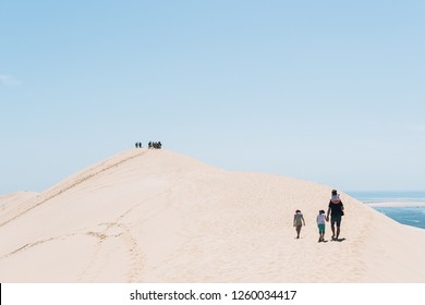 A sand dune de Pilat