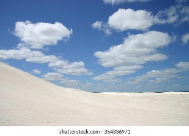 Sand dune near Perth