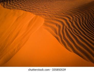 sand dune textures, Sturts Stony Desert