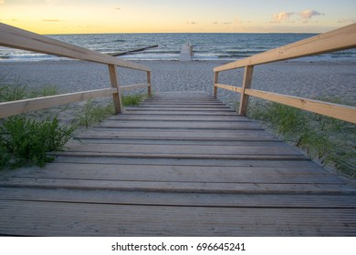 sand dunes baltic sea