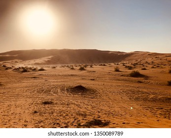 Sand dunes of Qassim