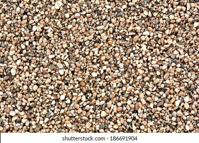 sand in a gravel pit