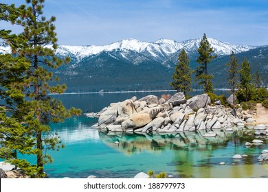 Sand Harbor Beach, Lake Tahoe