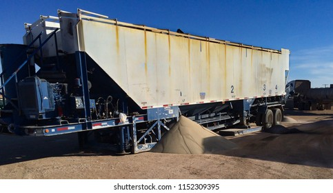 Sand Mover for Frac Spread