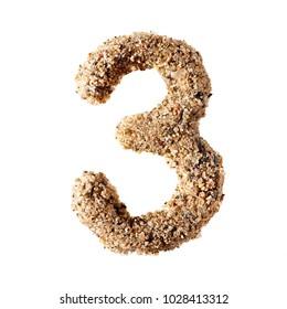Sand number three