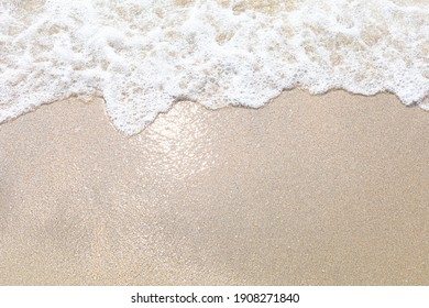 sand on the beach natural for background