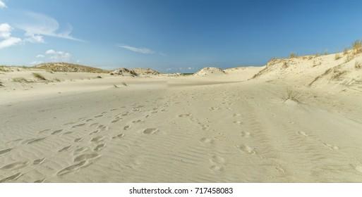 Sand panorama
