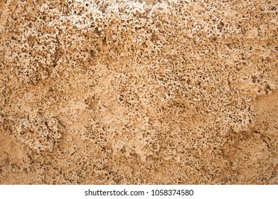 Sand patterns. Abstract texture.