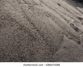sand pile material