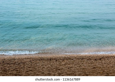 sand and rocks beaches of volo is a municipality in Greece