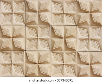 Sand stone texture with modern style pattern
