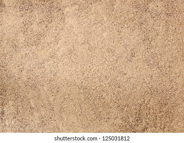 Sand surface