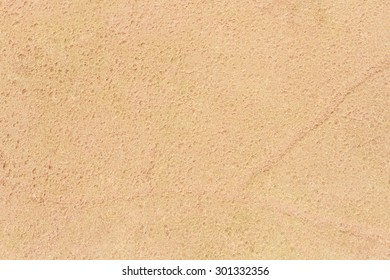 sand surface.